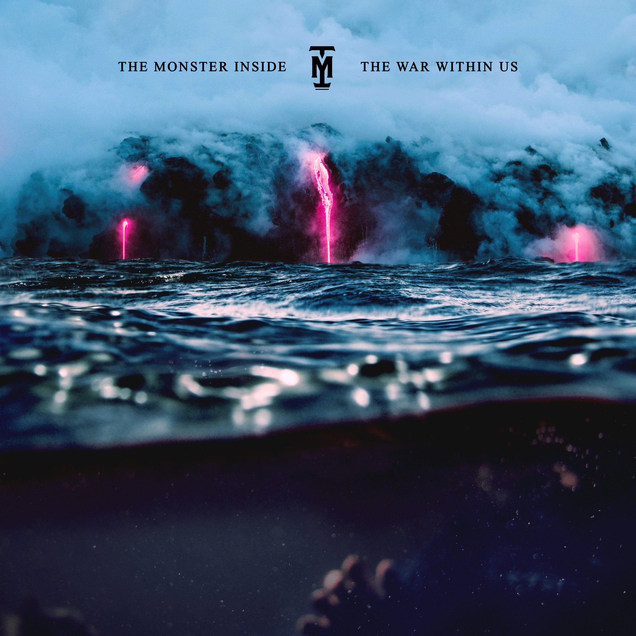 The Monster Inside - The War Within Us [EP] (2018)