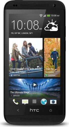 новый HTC Desire 601