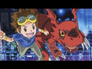 Digimon Tamers 2018: Days -Jōhō to hi nichijō- (русские субтитры)