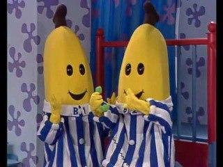 Бананы в пижамах (1992 г.) Австралия. мультфильм.