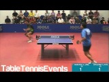 Tiago Apolonia Vs Aleksandar Karakasevic: Match 1 [European Championship 2013 Qualification]