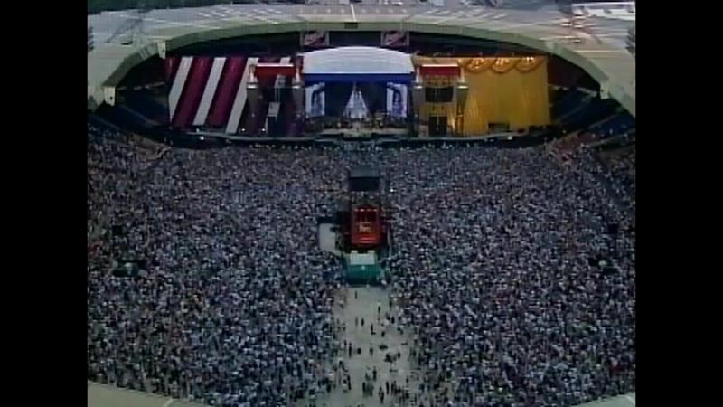 Toni Braxton Un'break my heart(live 1997)
