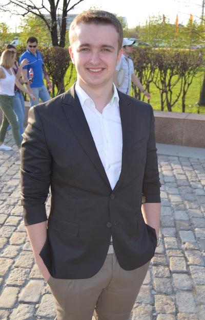 Андрей Шуруля, 18 июля 1993, Москва, id7200249