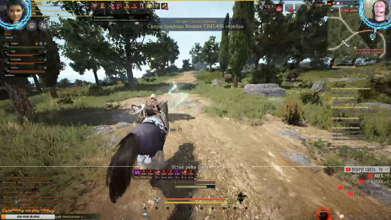 НЕ УНЫВАЙ GameZBD КАЧАЙ:Black Desert private server