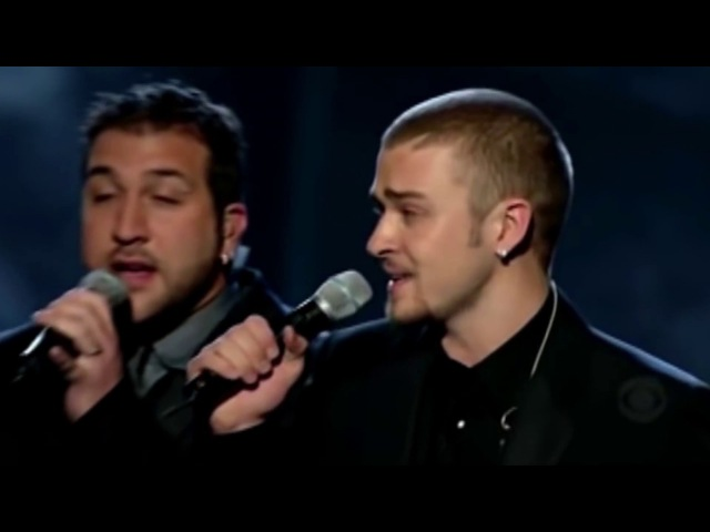 NSYNC - Bee Gees Tribute (Live At Grammy Awards 2003)