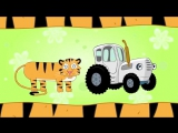 [v-s.mobi]Животные - развивающая песенка-мультик про животных и синий трактор для малышей.mp4