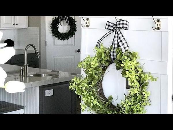 COZY FARMHOUSE STYLE DECOR IDEAS Home Tour
