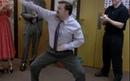 The Office Dance Battle - David Brent vs Michael Scott. Music Олег Газманов-Морячка · coub, коуб