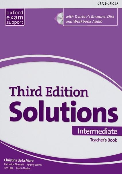 solutions intermediate workbook 2nd edition ukraine решебник