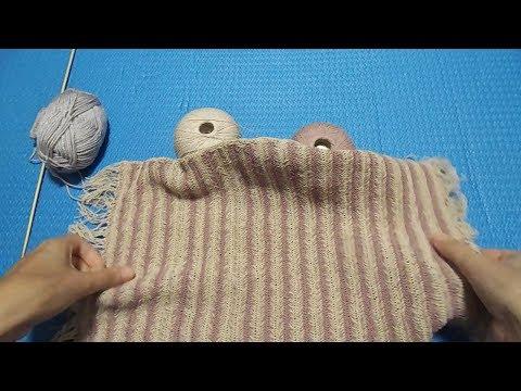Вязание спицами и крючком.