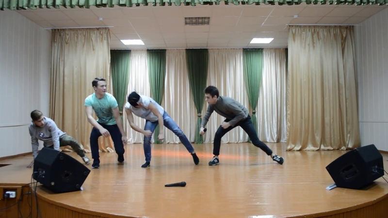 Конкурс талантов СШ№14 г. Брест 10 В класс. Первое место в номинации Сценическое мастерство