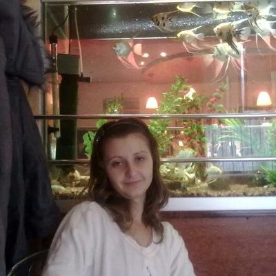 Анна Ульянчук, 30 ноября 1992, Москва, id193240166
