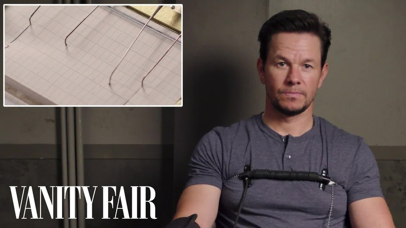 Mark Wahlberg Takes a Lie Detector Test | Vanity Fair