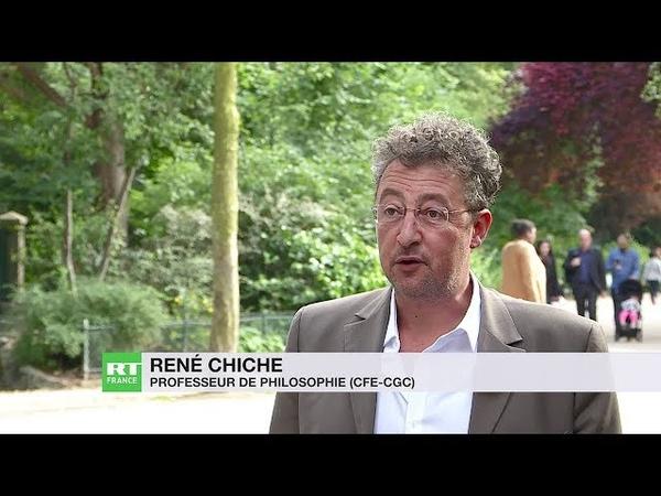 René Chiche : le bac 2021 est «une catastrophe, un désastre»