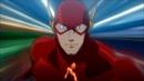 Barry Allen conhece Thomas Wayne(Flashpoint)