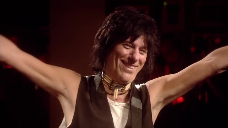 Jeff Beck Performing This Week Live at Ronnie Scott's Jazz Club 10 11 2008