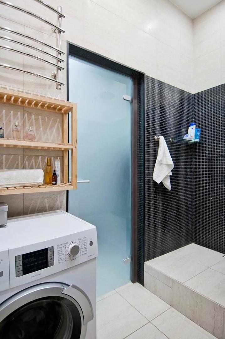 Проект квартиры-студии в Новосибирске