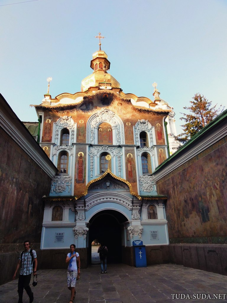 Лавра в Киеве