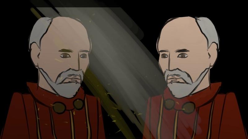 Дальше вы не пройдёте пока не получите бумаги Morrowind Пузантос