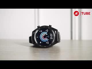 Обзор смарт-часов Huawei Watch GT и смарт-браслетов Huawei Band 3 Pro