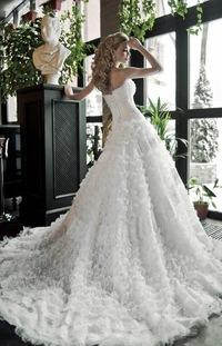 Свадебные платья в актобе цены