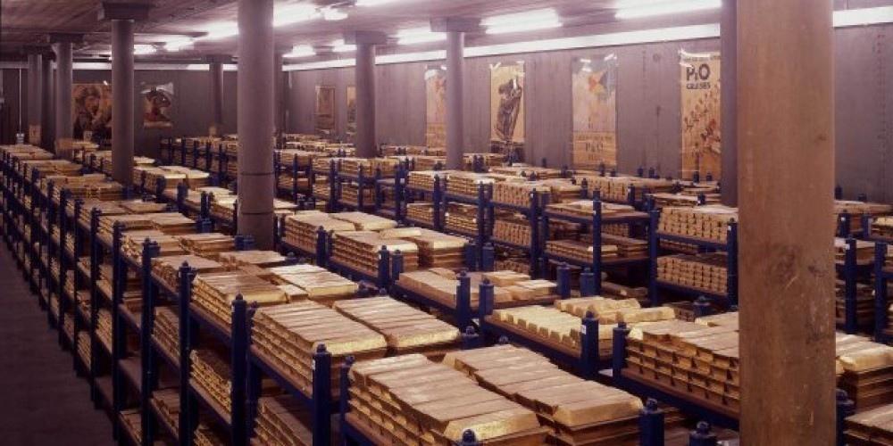 Золотой запас США под вопросом существования