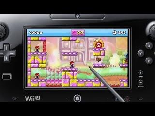 Mario vs. Donkey Kong Trailer (Wii U)