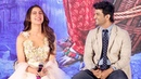 Sara Ali Khan,Sushant Singh Rajput At Kedarnath Trailer Launch Complete Video HD