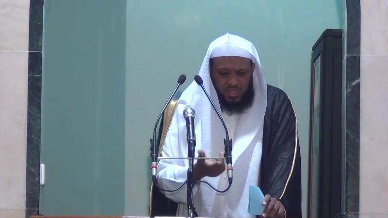 Tawfeeq As-Sayegh - «Покушение на честь или иные права людей крайне чревато!»
