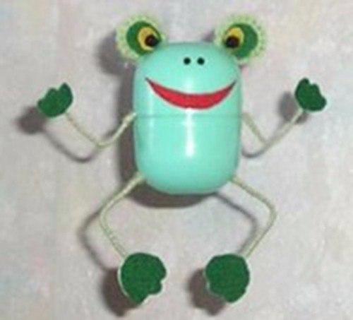 Лягушонок своими руками фото