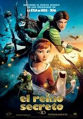 El reino secreto HD 720p (2013) - Latino