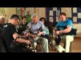 HUP ACHILL Mick O'Brien, Robbie Hannon, Harry Bradley, Tommy Keane