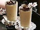 Кофейный мусс со сметаной