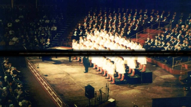 Bulgarian National Radio's Children Choir - Regina Coeli