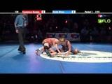 Junior WM 139 - Francesca Giorgio (Pennsylvania) vs. Alexis Bleau (New York)