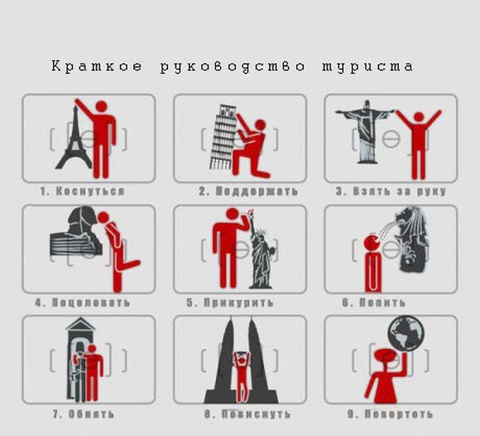 Краткое руководство туриста