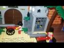 Лего конструктор Замок с пиратами