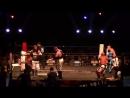 Jun Kasai, Masashi Takeda, Takashi Sasaki, Yuko Miyamoto vs. Ciclope, Daisuke Masaoka, Miedo Xtremo, Violento Jack (FREEDOMS - H