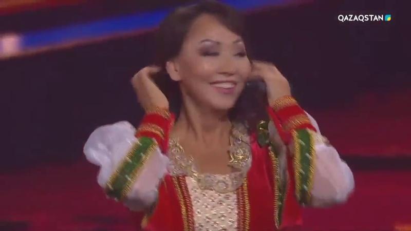 ӘзілMAN и Айгул Иманбаева (Astana Ázil Star Fest 2018)(Әзіл әлемі 2018)