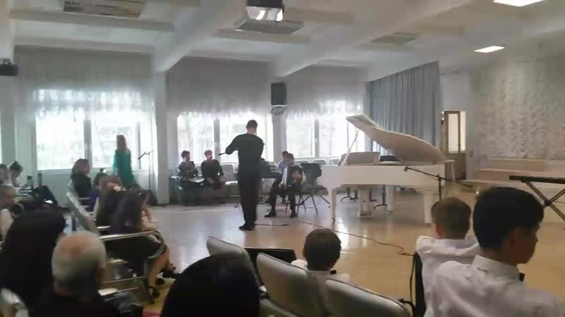 А.Доренский. Кантри. Егор Дергачев, аккордеон
