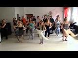 Rumba (кубинская румба), девушки. Ксения Косилко (в Твери 21.06.14)