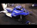 2018 Yamaha Snoscoot Youth Sled Walkaround 2017 Toronto Snowmobile ATV Show