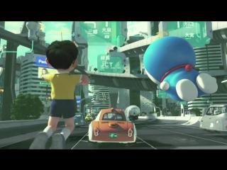 Дораэмон_ Останься со мной_Stand by Me Doraemon 2014 Трейлер [720p]