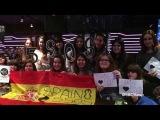 Quedada de la 5SOSFam española en el 40 Café el 31/01/2014