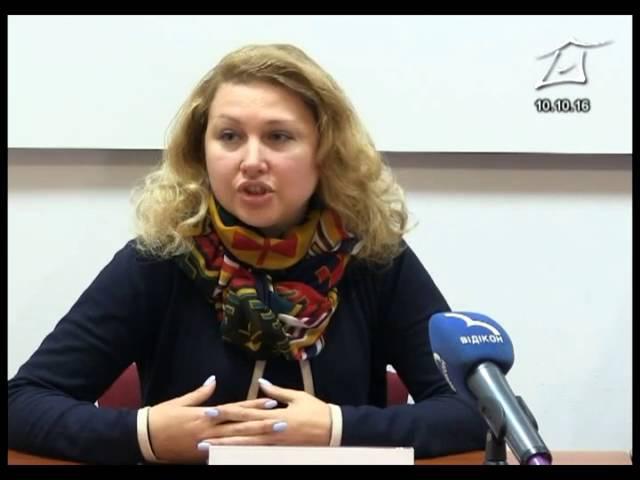 Про Тростянецьку модель громадського бюджету на прес конференції