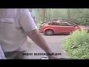 В Петербурге женщина сама занялась расследованием повреждения своей машины