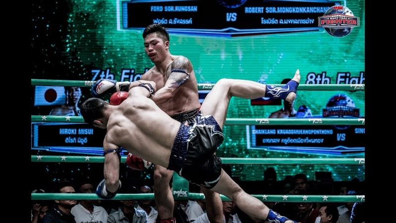 MUAY THAI FIGHTER 2019 ( Unseen Version ) เพิ่มความโหดมันส์ ไม่เซ็นเซอร์!33