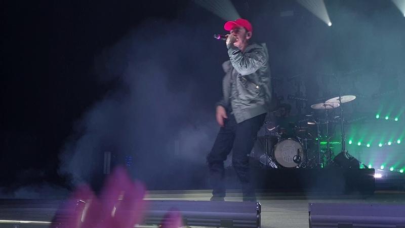 Mike Shinoda - When They Come For Me (live Padova, Italia)