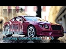 SIKU Bentley Continental GT V8