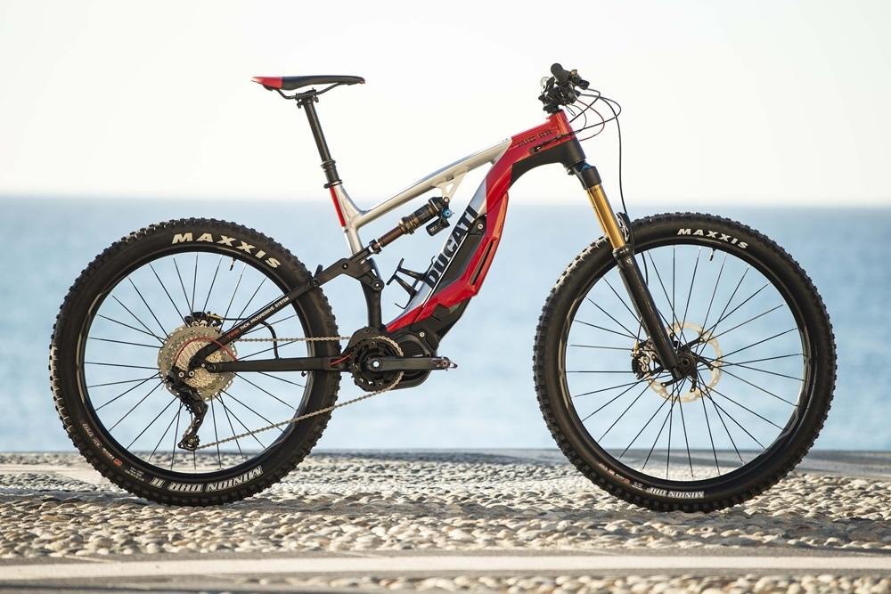 Электровелосипед Ducati MIG-RR